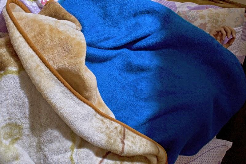 Ahmed Kamel - Artwork - Photo series - Deep Sleep - C print-30x45cm, 2009