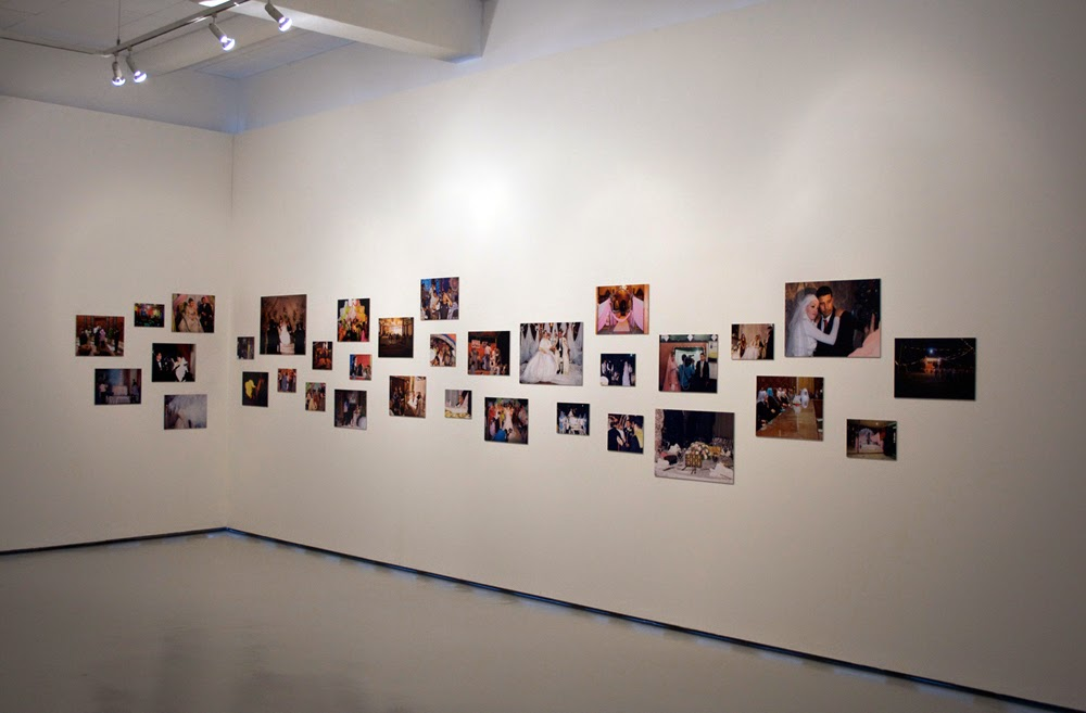 Ahmed Kamel - Artwork - Photo series - Exhibition view: Dreamy-Day-Brandts Museum-Odense-Denmark, 2009